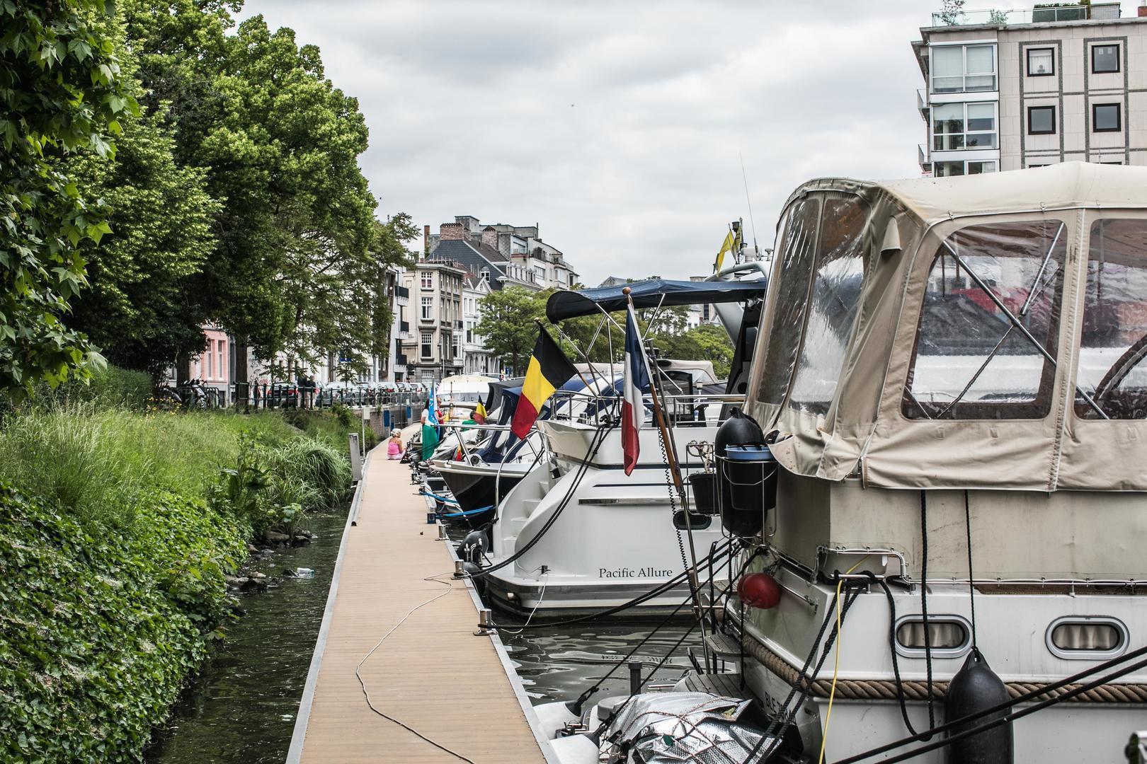 Jachthaven Gent
