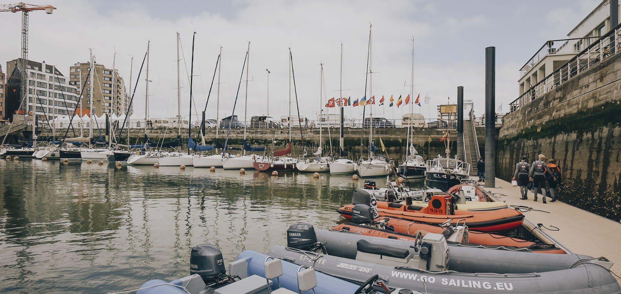 Jachthaven Oostende